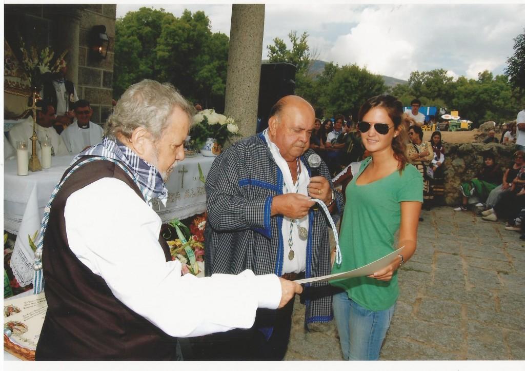 Romeria 2015 -Honores y distinciones (1)