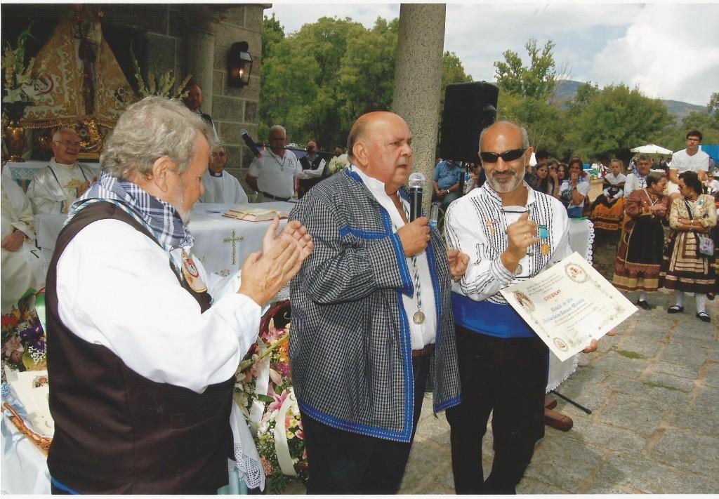 Romeria 2015 -Honores y distinciones (2)