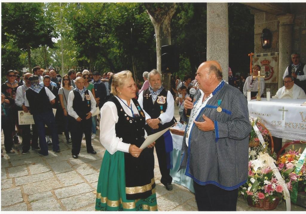 Romeria 2015 -Honores y distinciones (6)