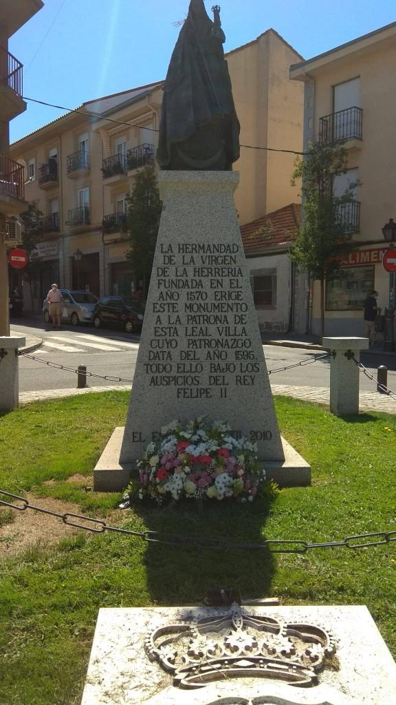 monumento septiembre 2020