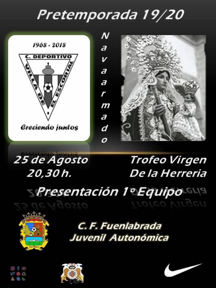 TROFEO VIRGEN DE LA HERRERIA